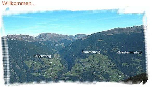 Panoramabild Stummerberg